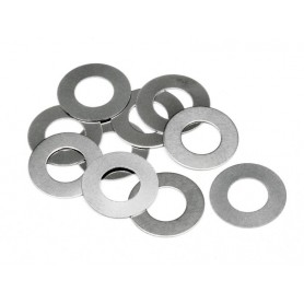Washer 5x10x0.2mm (10pcs)