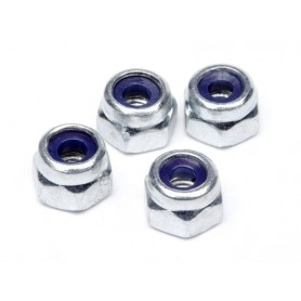 LOCK NUT M2.5 (4pcs)