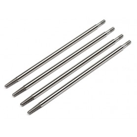 SHOCK SHAFT 3.5x90mm (4pcs)