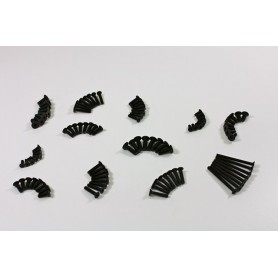 Flat Head Screw Set (10.9...
