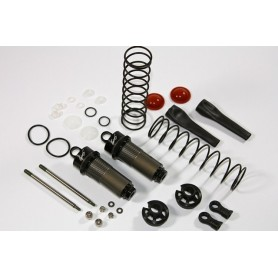 Rear Damper Set compl. (2...