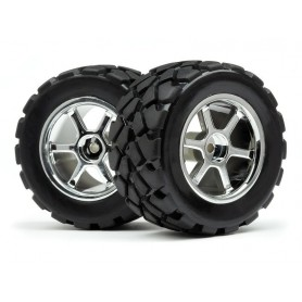 MOUNTED VT TIRE/WHEEL SET...