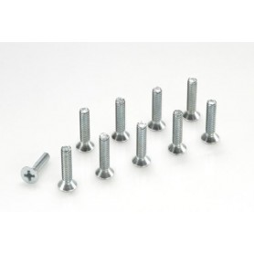 Countersunk screw, M3X8,...