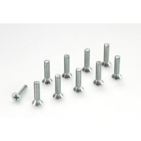 Countersunk screw, M3X25,...