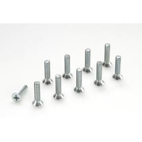 Countersunk screw, M4X25,...