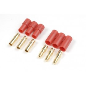 3.5mm Gold connector...