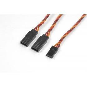 Y-lead  HD silicon twisted...