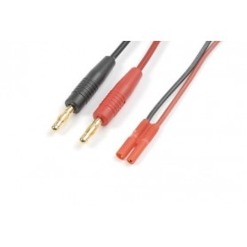 Charge lead 2.0mm gold...