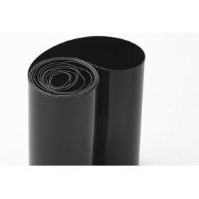 Shrink tubing 70mm, black (1m)