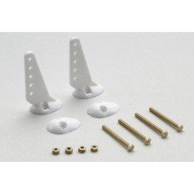 Control horn 22mm w/ screws...