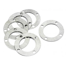 DIFF CASE WASHER 0.7MM (6PCS