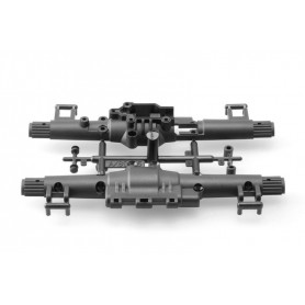XR10 Rear Axle Case Set