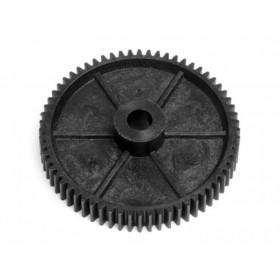 Spur Gear 64T (0.6Module)-MV22133