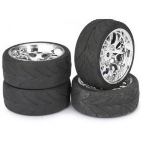 """Wheel Set Onroad LP """"Comb..."