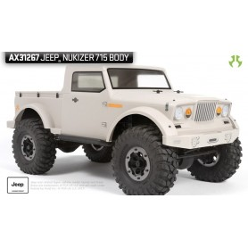 Jeep NuKizer 715 Body -...