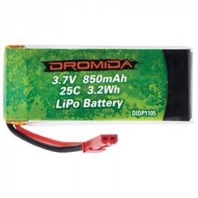 Dromida LiPo 850mAh 3.7V 1S...