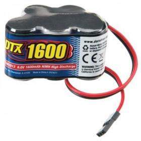 Receiver Battery 6.0V...