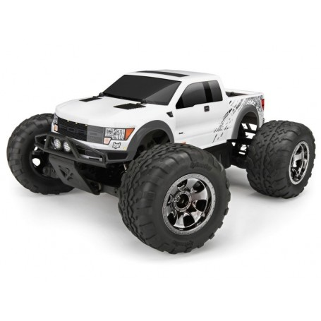 SAVAGE XS FLUX with Ford SVT Raptor RTR