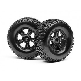 WHEELS AND TYRES (ION...