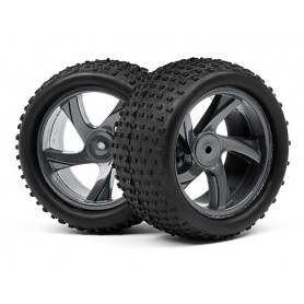 Truggy Wheel and Tyre...