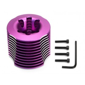 HEATSINK HEAD (PURPLE)