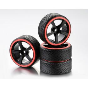 Wheel Set Drift 5-Spoke...