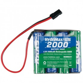HydriMax NiMH 4.8V 2000mAh...