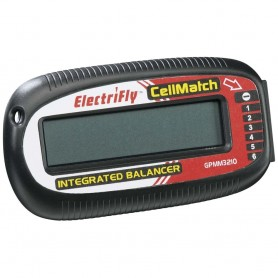ElectriFly CellMatch 2S-6S
