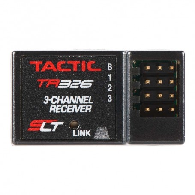 Tactic TR326 3-Channel SLT High Voltage Receiver