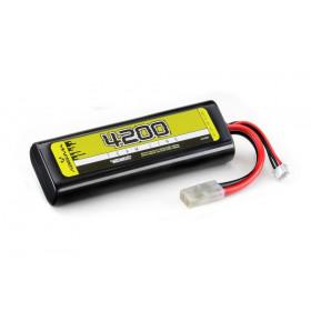Lipo 2S 7,4V. 30C 4200 HC...