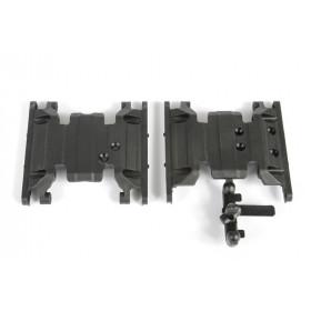 SCX10 II Skid Plates