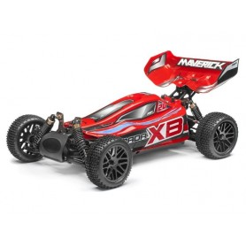 BUGGY PAINTED BODY RED (XB)