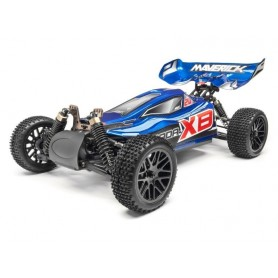 BUGGY PAINTED BODY BLUE (XB)