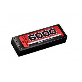Lipo 2S 7,4V. 110C 6000 HC...