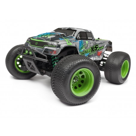 SAVAGE XS FLUX VGJR 1/12 4WD ELECTRIC MONSTER TRUCK