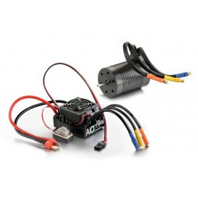 Brushless Combo Set Thrust...