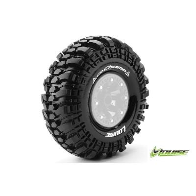 CR-CHAMP - 1-10 Crawler Tires - Super Soft - for 2.2 Rims