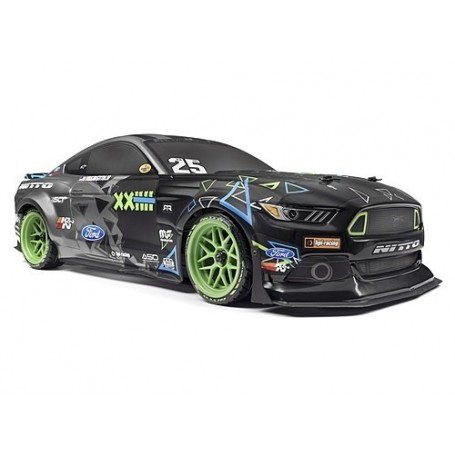 RS4 Sport3 Drift RTR Ford Mustang Vaughn Gittin Jr. Body