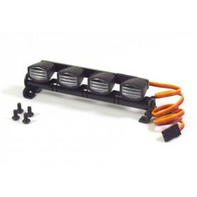 Multifunction Light Bar Square