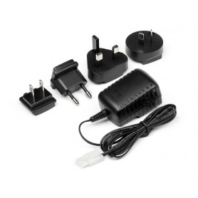 AC MULTI-REGIONAL CHARGER WITH STANDARD PLUG - HPI-111833