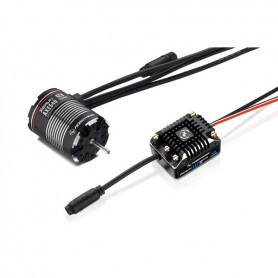 XERUN AXE540-1800KV FOC SENSORED BRUSHLESS COMBO - HW38020249