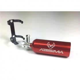 Aluminum Fire Extinguisher Red - 2320080