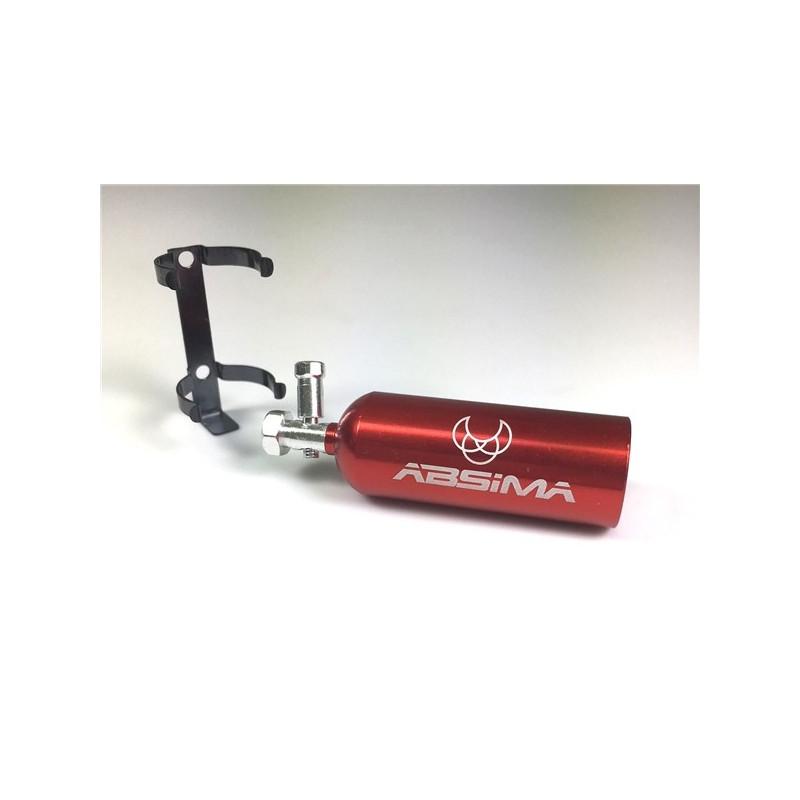 Aluminum Fire Extinguisher Red - 2320080