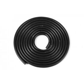 Silicone Wire Powerflex PRO+ Black 18AWG 380/0.05 Strands - GF-1341-061