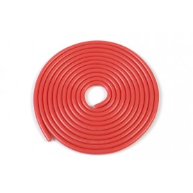 Silicone Wire Powerflex PRO+ Red 20AWG 255/0.05 Strands 1m - GF-1341-070