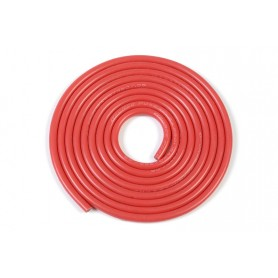 Silicone Wire Powerflex PRO+ Red 18AWG 380/0.05 Strands - GF-1341-060