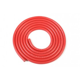 Silicone Wire Powerflex PRO+ Red 14AWG 1018/0.05 Strands 1m - GF-1341-040