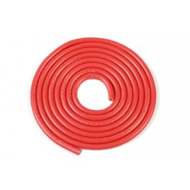 Silicone Wire Powerflex PRO+ Red 16AWG 643/0.05 Strands 1m - GF-1341-050