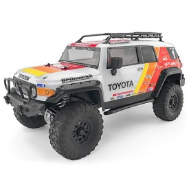 TOYOTA FJ CRUISER CLEAR BODY - HPI-117365