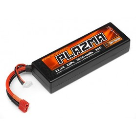 PLAZMA 11.1V 3200mAh 35C LiPo Battery Pack 35.52Wh - HPI-106401